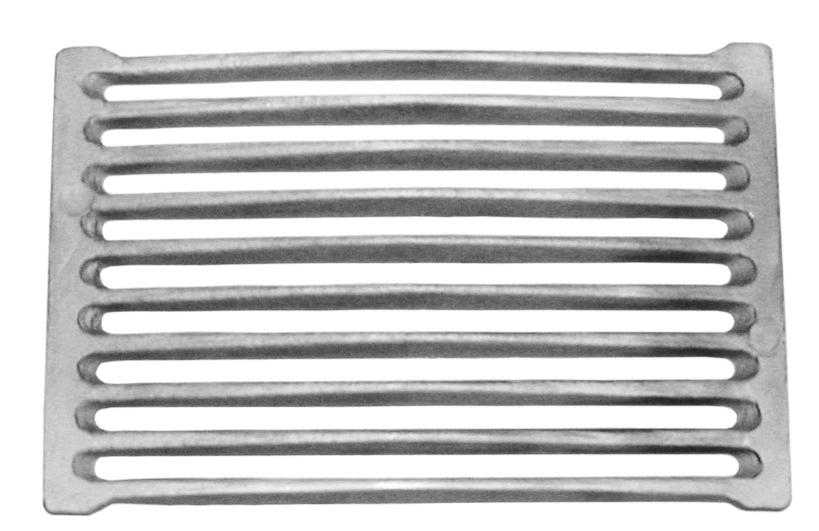 Решетка колосниковая РД-6 (Б) 250х380